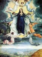 Assomption de la Vierge Marie - Mère de Jésus-Christ (Ier siècle)