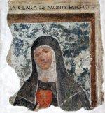 Sainte Claire de Montefalco - abbesse (✝ 1308)