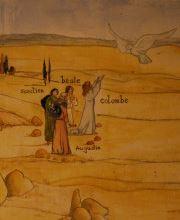 Colombe, Béate, Augustin et Sanctien, martys sous Aurélien