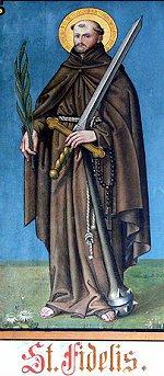 Saint Fidèle de Sigmaringen