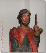saint Lizier, diocèse de Tarbes et Lourdes