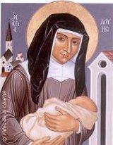 Sainte Louise de Marillac - Filles de la Charité