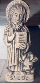 Saint Lucas Calendrier.Saint Luc