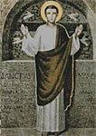 SS. Mario, Marta, Audifacio e Abaco, martyrologe du Vatican