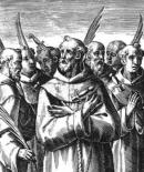 Vie de Saint Daniel et ses compagnons