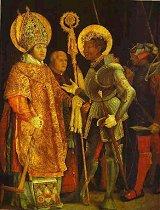 Erasmus de Formiae et Saint Maurice