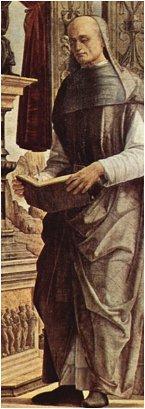 Saint Pierre Damien, Ercole de' Roberti (vers 1451–1496)