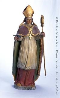 Saint Eloi - Ministère de la culture - Région Picardie - Inventaire général