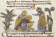 enluminure de la transfiguration
