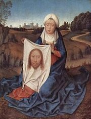 Sainte Véronique par Hans Memling (vers 1433–1494)
