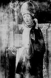 Saint Wolfgang - tableau, v.1490